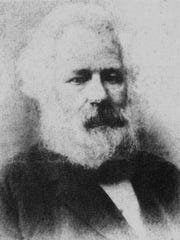 Stafford C. Cleveland, founder of the Fort Myers Press in 1884