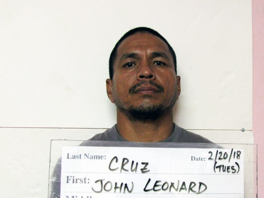 John Leonard Mata Cruz
