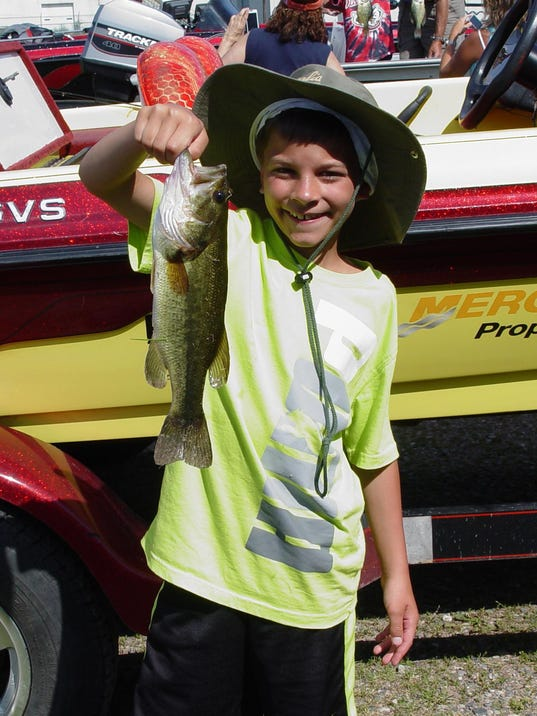 boy with Bass