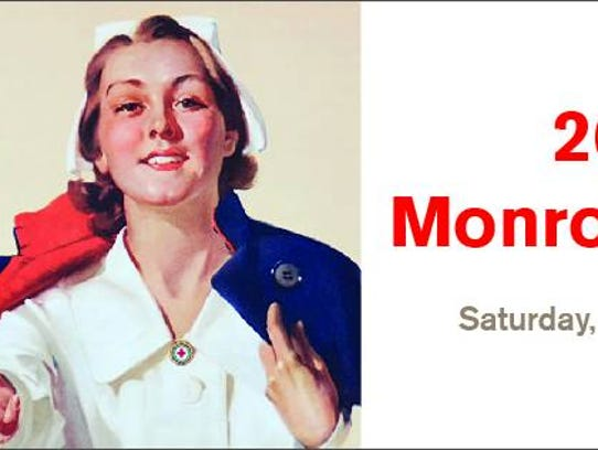 The American Red Cross BASH returns to Monroe on Saturday.