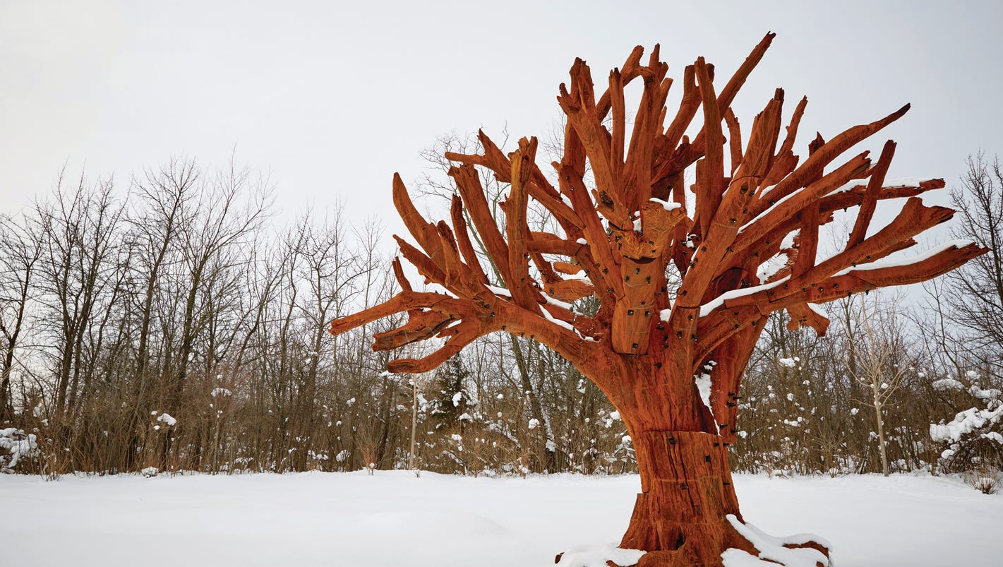 Frederik Meijer Gardens to host art by iconic Chinese activist