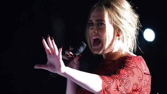 Adele, harnessing the divine power of the Billboard