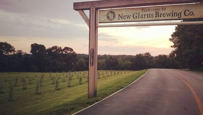 Self-guided tours at New Glarus Brewery are free and are available Monday through Saturday 10 a.m.-5 p.m. and on Sundays 12 p.m.-5 p.m.