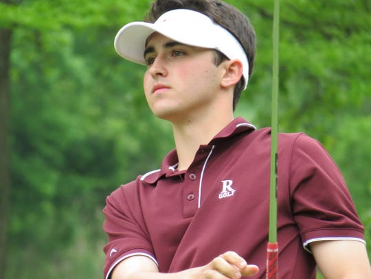 Ridgewood senior Davis Weil earned first-team All-Bergen
