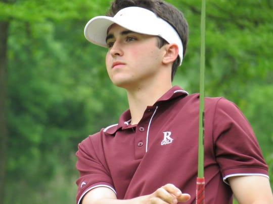 Ridgewood senior Davis Weil earned first-team All-Bergen County for golf.
