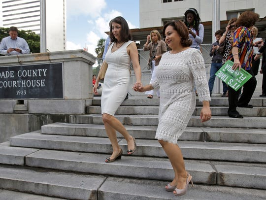 Miami judge approves early start to Fla. gay weddings
