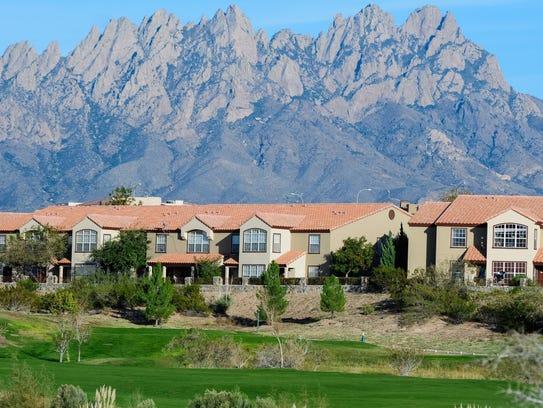 Casa de Soledad at Sonoma Ranch offer nice views of