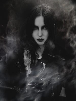 """Chelsea Wolfe released her most recent album, """"Abyss,"""" in 2015."""