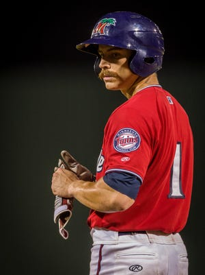Fort Myers Miracle mustache maven Jason Kanzler powered team to a title last season.