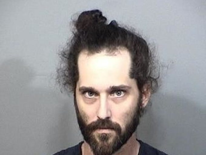 Terrance King, 35, of Melbourne, charges: Driving while