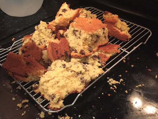 "The author has definitely ""nailed it!"" with this Irish soda bread."