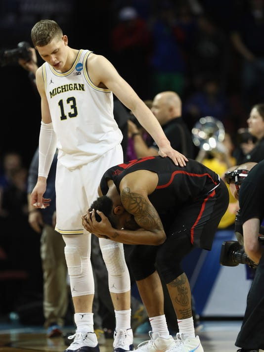 2e29e629b3d1f0 Sweet 16  The best moments from 2018 NCAA tournament