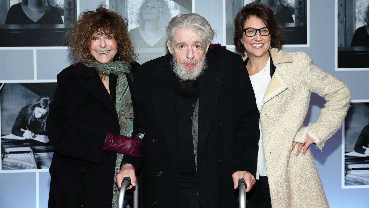 Gerry Goffin, Carole King\'s ex-husband, dies at 75