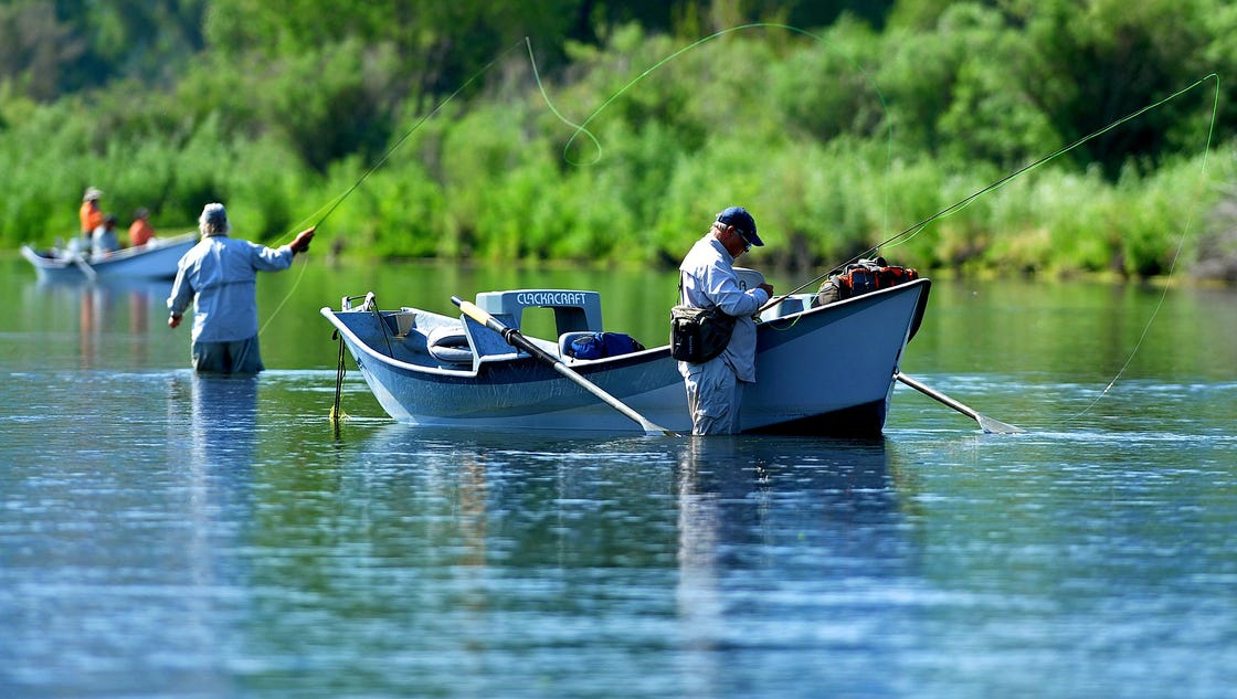 Fishing report for may 23 2016 for Usa fishing report