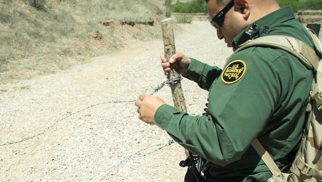 The Border Patrol is one division of U.S. Customs and Border Protection, an agency within the Department of Homeland Security.