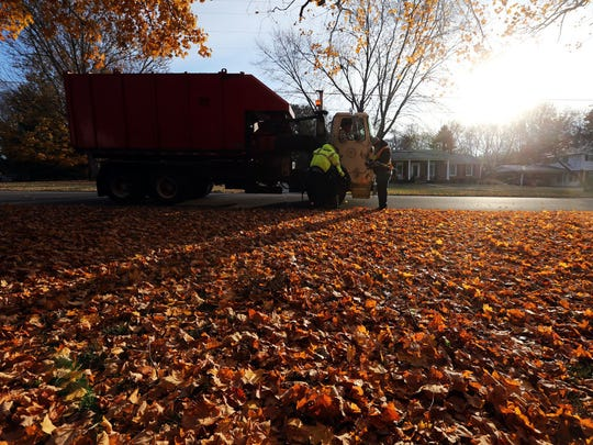 Waynesboro leaf collection will begin in December and end early January.