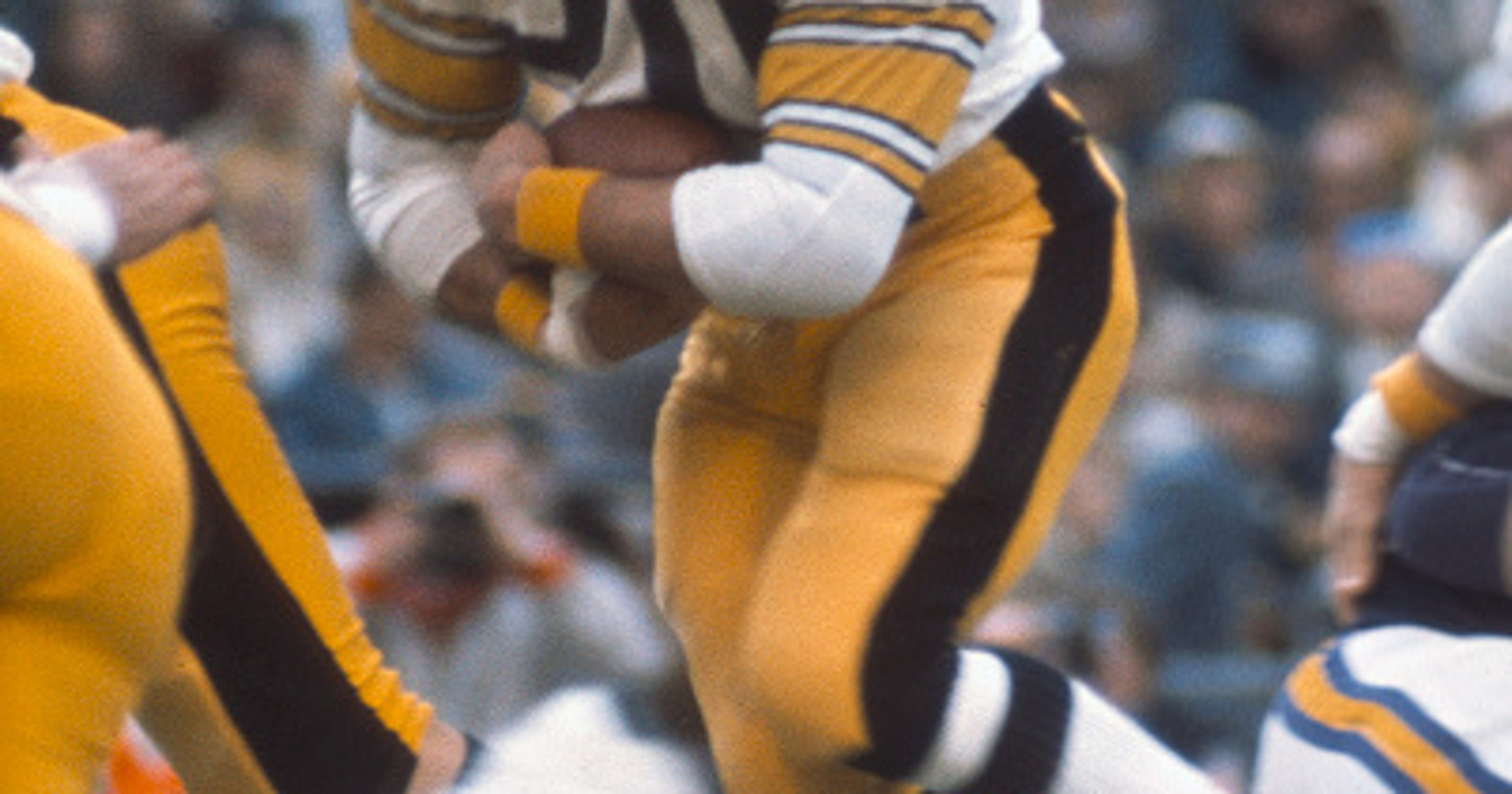the best attitude b6f77 3a028 Steelers running back legend Rocky Bleier coming to Mississippi