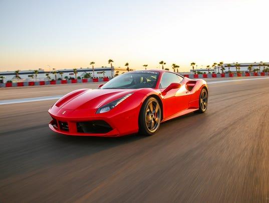Las Vegas Race Car Driving School