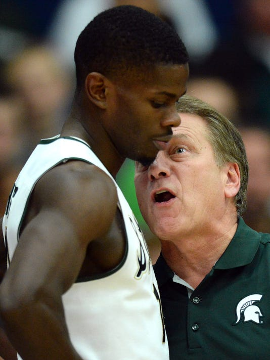 NCAA Basketball: Wooden Legacy - Michigan State Spartans vs Boise State Broncos