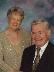 Beverly and Jim Griffin were married for just over