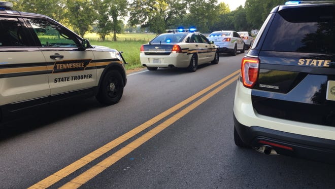 THP troopers are investigating a Monday morning fatal crash in Dickson County.