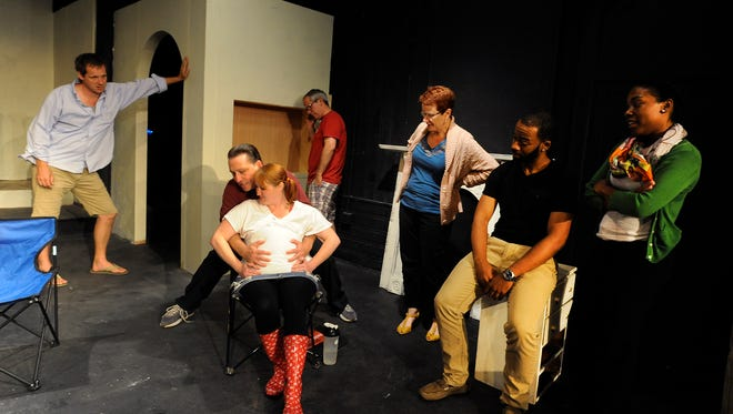 """""""Clybourne Park"""" continues through Sunday at The Cloverdale Playhouse."""