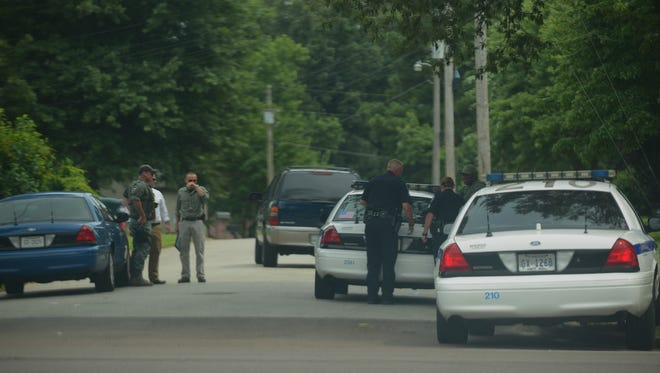 Police are investigating a shooting that took place on Tracewood Cove Thursday.