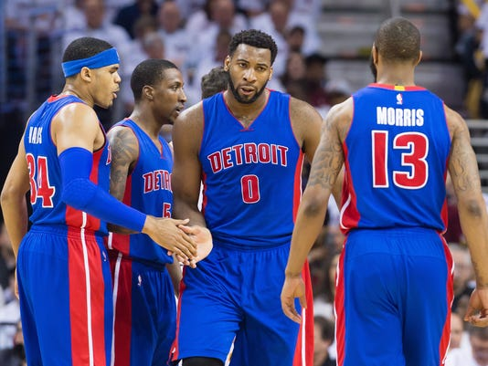 Detroit Pistons v Cleveland Cavaliers - Game Two