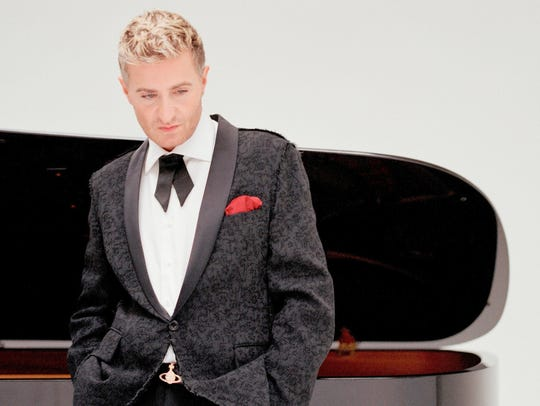 Pianist Jean-Yves Thibaudet will perform in Concert