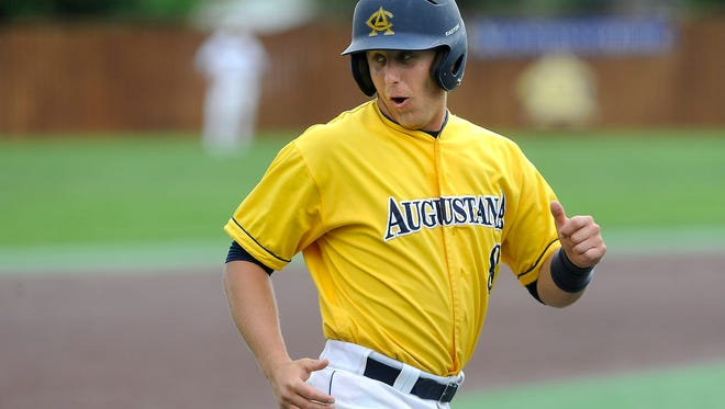 Patrick Fiala had a standout career for Augustana. Now he's looking to continue that in his second year with the Canaries.
