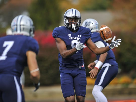Monmouth moved up to No. 22 in the nation in this week's FCS national top-25.