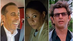 "New seasons of ""Comedians in Cars Getting Coffee"" and"