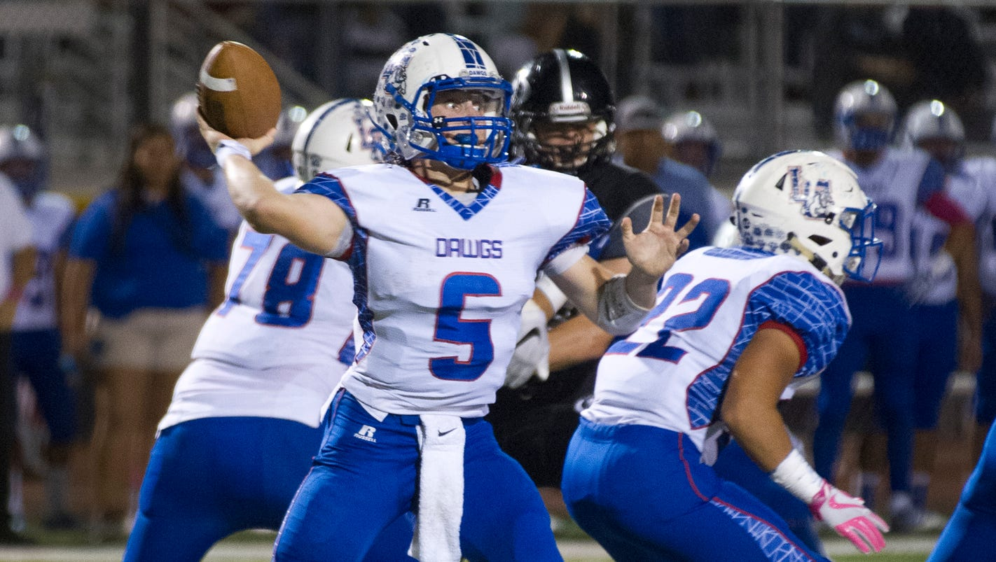 Ball, Baeza look to lead Las Cruces High football in 2017