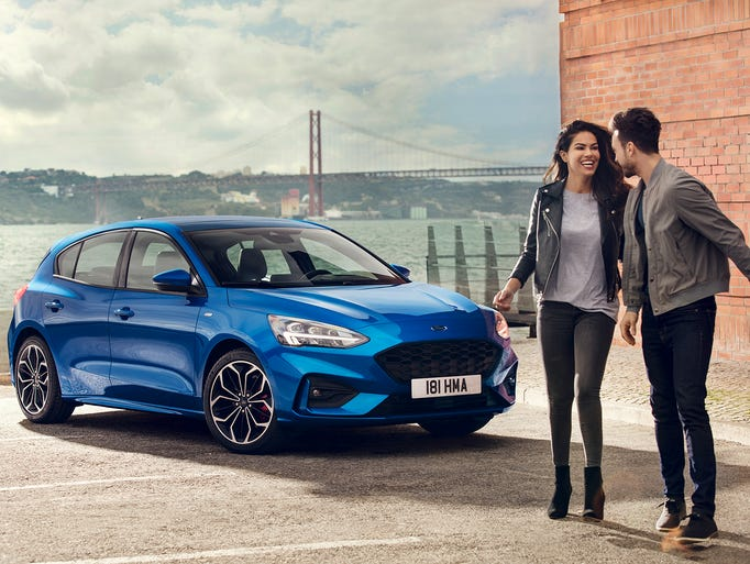 Ford has created a new Focus for world markets. The
