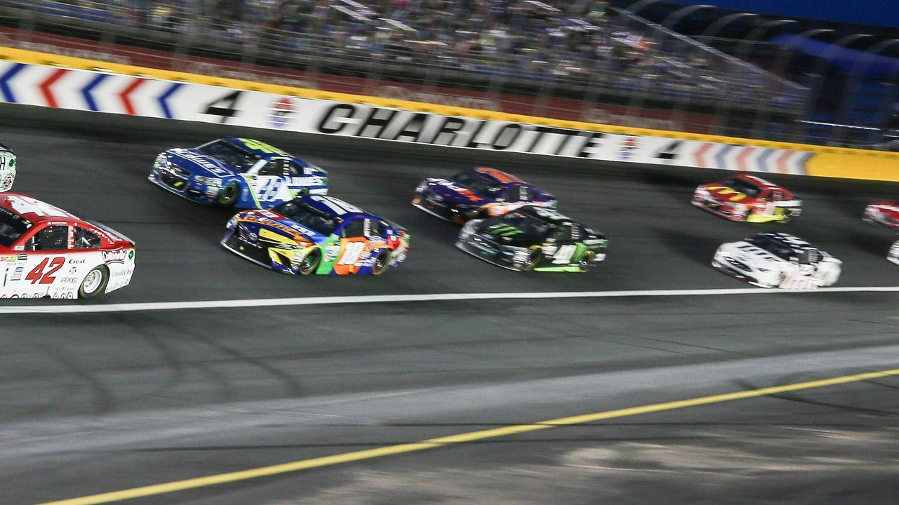 USA TODAY Sports' Brant James breaks down the tweaks Charlotte Motor Speedway has made and the changes NASCAR made to the Coca-Cola 600 after the lackluster All-Star race last week.