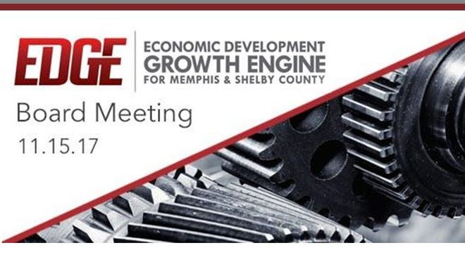 The EDGE Board on Wednesday will consider three applications for tax incentives from companies that propose to create 52 jobs total and retain 216 in Memphis.