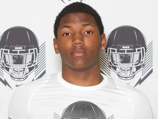 2019 Tennessee signee Jerrod Means of Lovejoy High