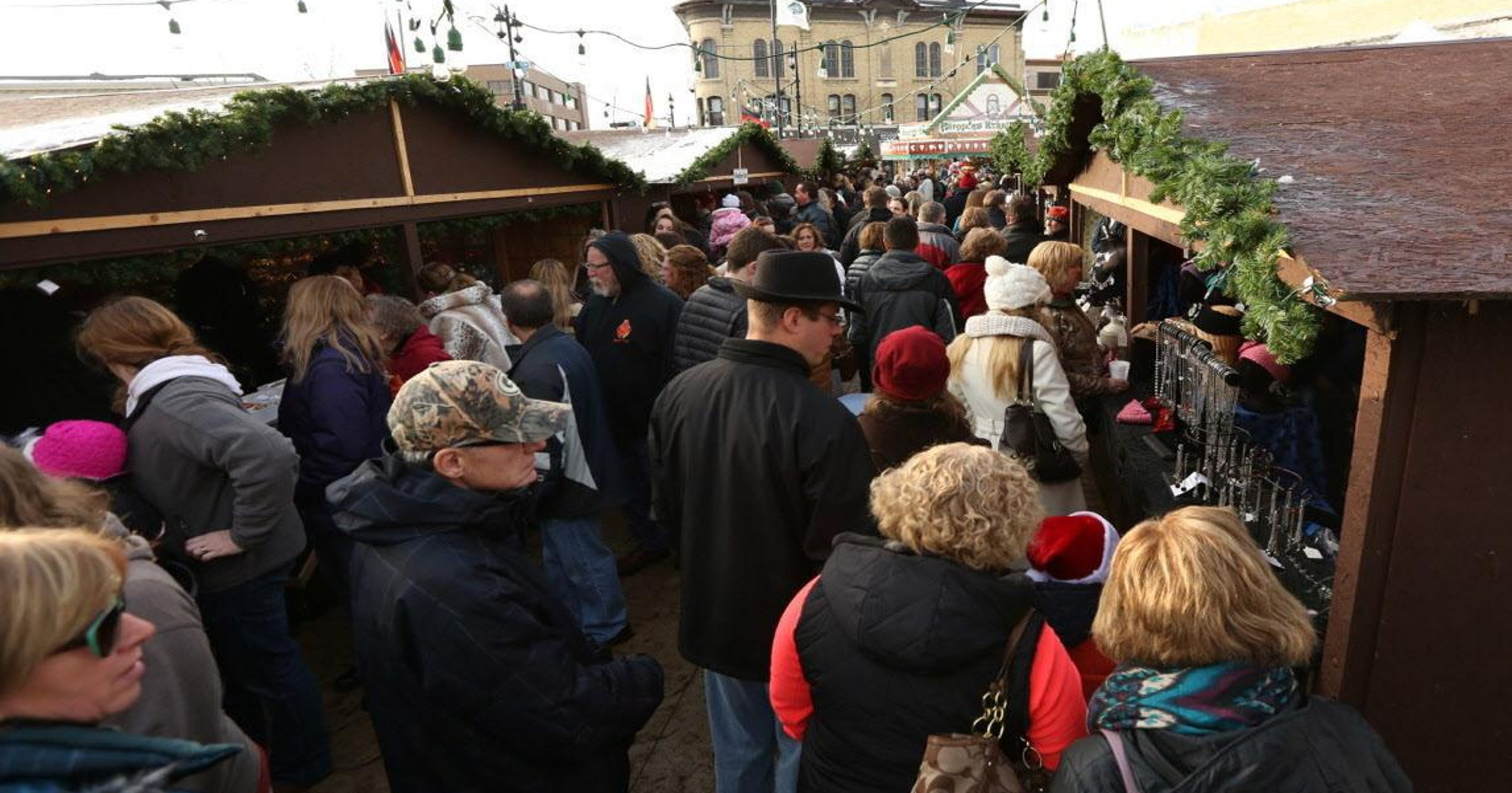 Old World Christmas markets a nod to German heritage