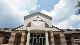 The newly renovated Montgomery County Youth Facility on Monday, July, 20, 2015 in Montgomery, Ala.