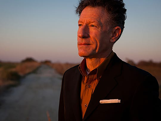 Lyle Lovett and His Large Band will perform at the Mayo Performing Arts Center in Morristown on Tuesday, August 7, 2018.