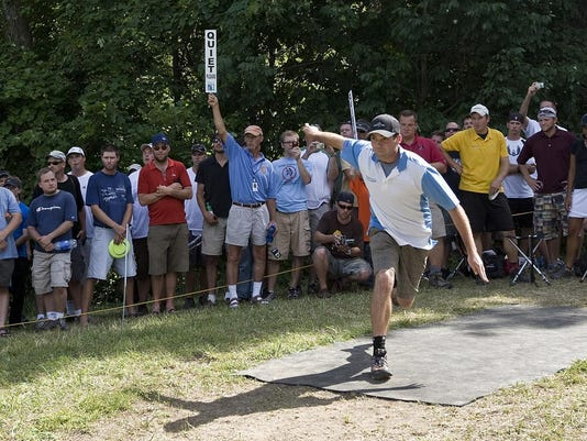 Augusta's Feldberg, B.C.'s Weimer earn Disc Golf World Titles