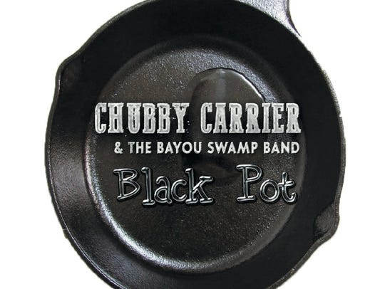 """Black Pot"" is the 14th CD in the career of Grammy"
