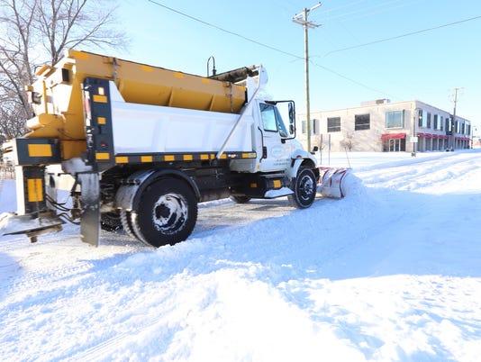 snow storm metro detroit