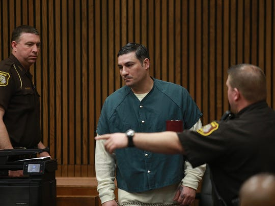Bassel Saad was sentenced Friday, March 13, 2015, in