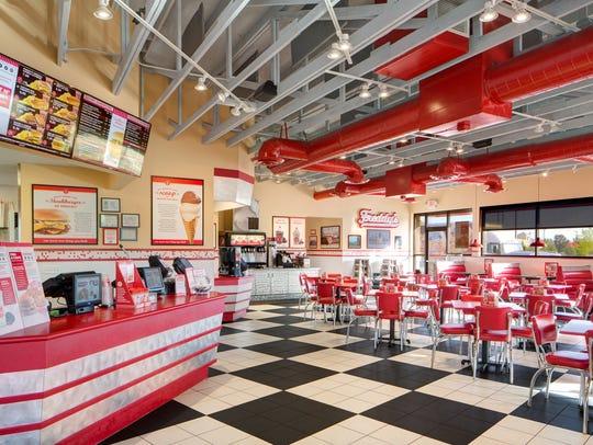 Freddy's Frozen Custard and Steakburgers is opening