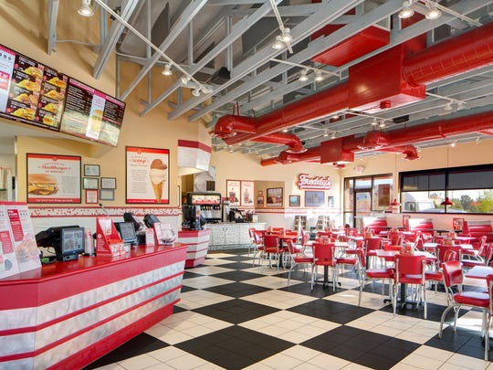 Freddy's Frozen Custard and Steakburgers is opening