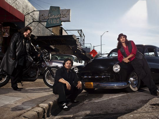 Los Lonely Boys will perform at the Season Kickoff