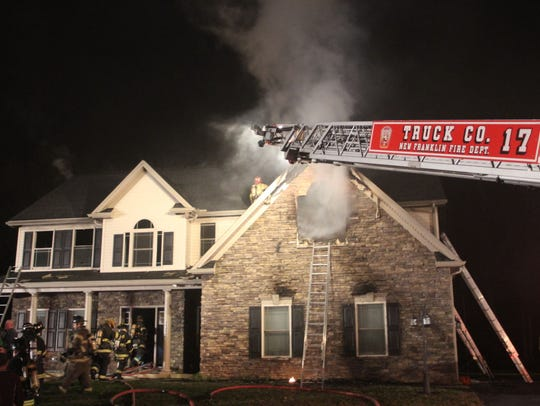 Fayetteville Fire and Rescue personnel saved a man