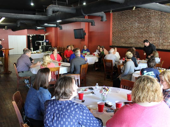 Houston County health care leaders gathered to talk