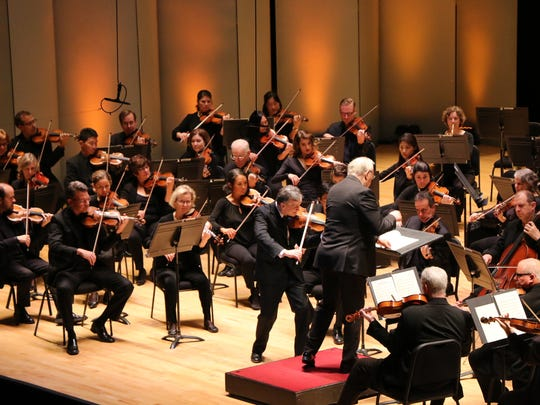 Gil Shaham delivered an animated performance of Mendelssohn's Violin Concerto in E Minor.